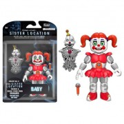 Funko Five Nights at Freddy's 5 Inch Articulated Action Figure - Baby