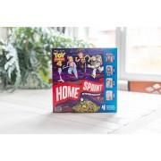 Toy Story 4 bordspel - 4 mini figuurtjes (Woody, Buzz, Bo Peep, Forky)