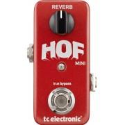TC Electronic Efeitos reverb e hall Hall of Fame Mini Reverb