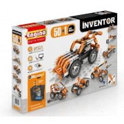 Engino Edukacyjne Inventor 50 Models Motorized Set 5030
