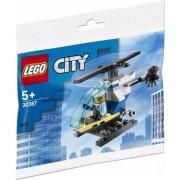 LEGO 30367 Politiehelicopter (Polybag - Zakje)
