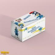 Cutie pentru plicurile de bani cu Strumfi