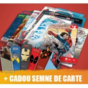 Pachet reviste Lex Comics + semne de carte cadou