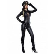 Vegaoo Luxe sexy kapitein kostuum voor dames M