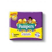 Fater Spa Pampers Progressi Sensitive Newborn Misura 1 (2-5 Kg) 28 Pannolini