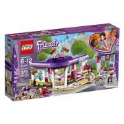 CAFÉ DEL ARTE DE EMMA Lego Friends 41336