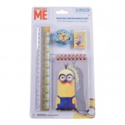 Set notes cu instrumente Minions MO05004