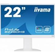 Monitor LED 21.5 iiyama B2280HS-W1 White Full HD 5ms
