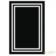 Covor elegant design LUX, realizat manual Celeste 170x240cm 109763 HZ