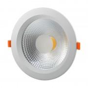 OPTONICA LED Süllyeszthető spot lámpatest/ 15W / fehér / hideg fehér /CB3270
