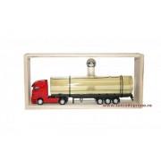 Camion 100 ml cu rachiu de prune