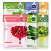 Shopido Fuktighetsgivande Ansiktsmask (Doft: Olive)