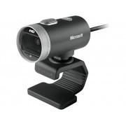Microsoft HD-Webkamera Microsoft LifeCam Cinema inkl. headset, klämfäste