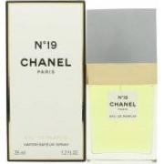 Chanel N°19 Eau de Parfum 35ml Spray
