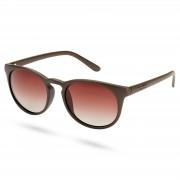 Waykins Premium Braune Ombra TR90 Sonnenbrille