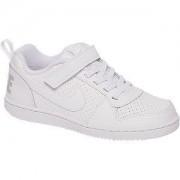 Nike Witte Court Borough LOW Nike maat 35