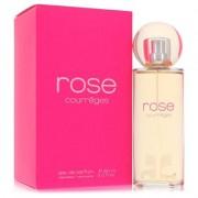 Rose De Courreges For Women By Courreges Eau De Parfum Spray (new Packaging) 3 Oz