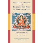 The Great Treatise on the Stages of the Path to Enlightenment (Volume 2), Paperback