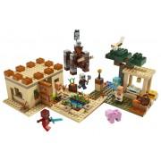 LEGO® Minecraft The Illager Raid
