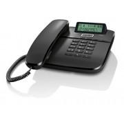 Siemens Teléfono Fijo GIGASET DA610 Negro
