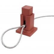 Presa cleme aluminiu Nordforest pentru-cabluri-de-10-12-mm