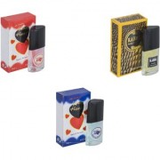 Carrolite Combo Kabra Yellow-Younge Heart Red-Younge Heart Blue Perfume