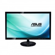 "Monitor 24"" ASUS VS248HR, FHD 1920*1080, Gaming, TN, 16:9, WLED, 1 ms, 250 cd/m2, 170/160, 50M:1/1000:1, HDMI, VGA, DVI, VESA, Kensington lock, Black"