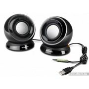 SPEAKER, Lenovo M0520, portable, Black (888010120)