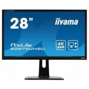 """IIYAMA 28"""" B2875UHSU-B1 4K,TN,HDMI,DP,USB,PIP,PBP, WYJ. SŁUCH."""
