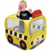 Jucarie K's Kids School Bus Ball Pool KA10658