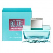 Antonio banderas blue seduction for women 50 ml eau de toilette edt spray profumo donna