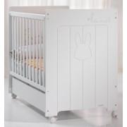 Легло-кошара BUNNY PLUS 60/120-white