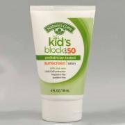 Kidsblock SPF 50 Natures Gate 4 oz Part No. 1245539 Qty 1