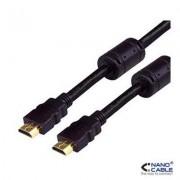 HDMI V14 CON FERRITA M M 3M