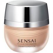 SENSAI Make-up Cellular Performance Foundations Cream Foundation Nr. CF25 Topaz Beige 30 ml