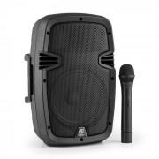 """Skytec SPJ-PA908 Altavoz PA 20cm (8"""") Batería Bluetooth USB SD MP3 FM 350W (Sky-170.073)"""