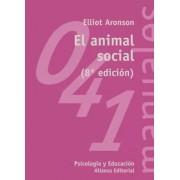 Aronson, Elliot El animal social. 8ª edicion