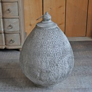 Grande lanterne Orient Côté Table 65x48cm