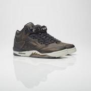 Jordan Brand Air Jordan 5 Retro Premium Hc For Women In Black - Size 39