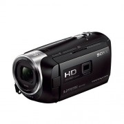 Sony HDR-PJ410 Full HD Camcorder, 30x optische zoom, 60x clear image zoom, groothoek met 26,8 mm, optical steady shot, zwart
