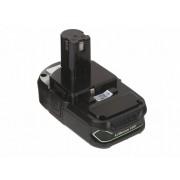 Аккумулятор TopON TOP-PTGD-RY-18-2.5-Li для Ryobi 18V 2.5Ah (Li-Ion) PN: RB18L25 102772