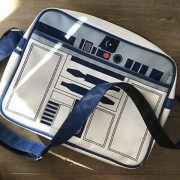 Retro Star Wars R2-D2 válltáska