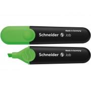 TEXTMARKER SCHNEIDER JOB, varf tesit 1-5 mm rosu
