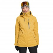Roxy Bunda Roxy Presence Parka golden rod