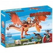Playmobil dragons moccicoso e zannacurva 9459