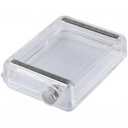 Onloon Transparente Puerta Trasera Cubierta Caso Impermeable Para Pantalla LCD Bacpac Táctil Para Gopro Hero 3+/4