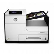 Mастиленоструен принтер HP PageWide Pro 452dw, цветен, 1200 x 1200 dpi, 40стр/мин, двустранен печат, Wi-Fi, LAN, USB, A4