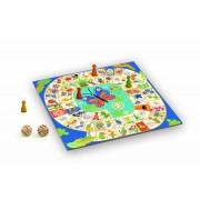 Joc clasic pentru copii cu pioni, jocul gastelor