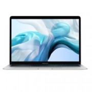 "Лаптоп Apple MacBook Air 13 (2018)(MREA2ZE/A)(сребрист), двуядрен Intel Core i5 1.6/3.6GHz, 13.3"" (33.78 cm) WQXGA Retina дисплей(Thunderbolt), 8GB LPDDR3, 128GB SSD, 2x Thunderbolt 3, MacOS Mojave, 1.25kg, Анг. клавиатура"