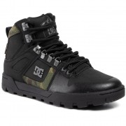 Sneakers DC - Pure High-Top Wr Boot ADYB100006 Black/Camo